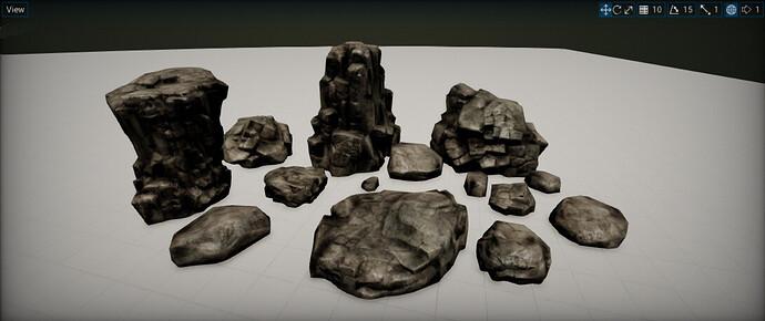 Flax Rocks
